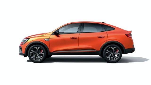 Renault Arkana: SUV lai coupe giá rẻ mở rộng địa bàn, Việt Nam là một trong những thị trường đầu tiên - Ảnh 3.