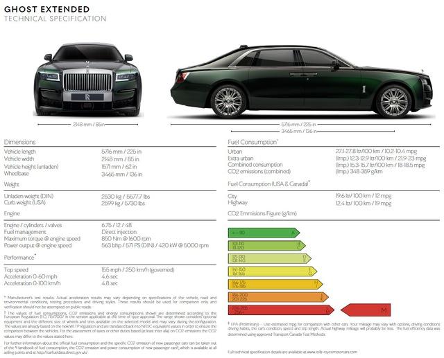 Ra mắt Rolls-Royce Ghost Extended - Siêu sang tối thượng cho Chủ tịch  - Ảnh 6.