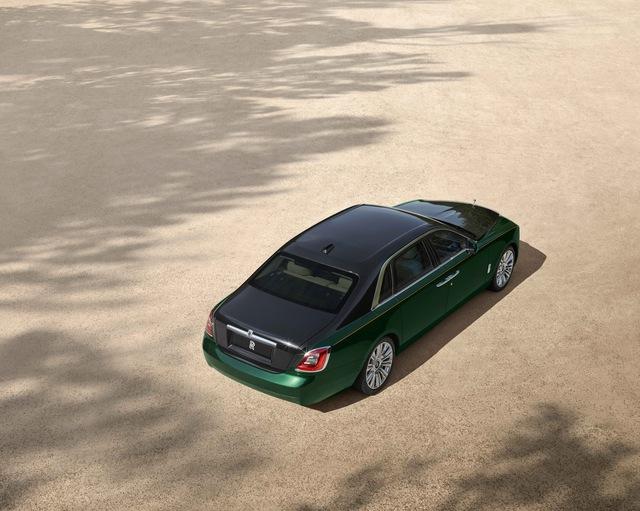 Ra mắt Rolls-Royce Ghost Extended - Siêu sang tối thượng cho Chủ tịch  - Ảnh 2.