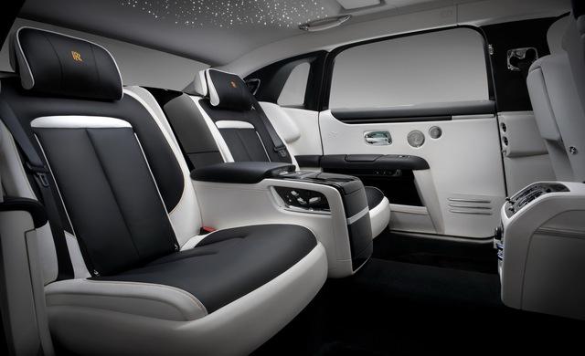 Ra mắt Rolls-Royce Ghost Extended - Siêu sang tối thượng cho Chủ tịch  - Ảnh 4.