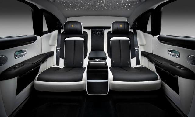 Ra mắt Rolls-Royce Ghost Extended - Siêu sang tối thượng cho Chủ tịch  - Ảnh 3.