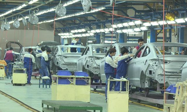 Đua tam mã sản xuất xe ở Việt Nam:  Hyundai Thành Công vs THACO vs VinFast tạo từng đại bản doanh - Ảnh 2.