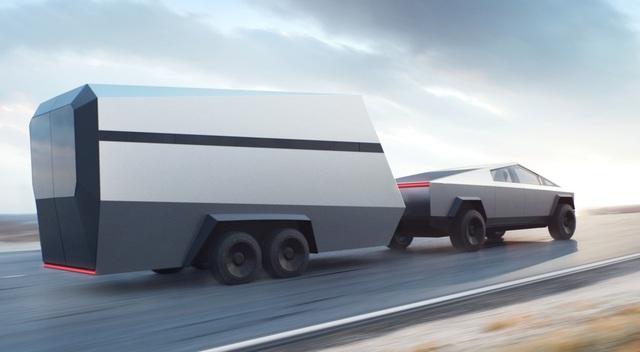Tesla làm tiểu Cybertruck cho các thị trường ngoài Mỹ - Ảnh 1.