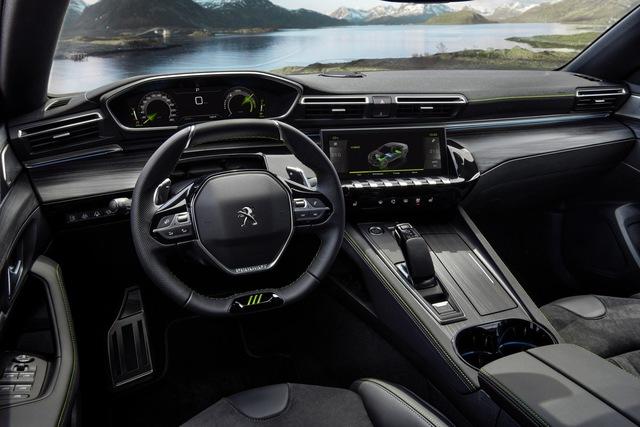 Peugeot 508 thế hệ mới sắp ra mắt Việt Nam bổ sung bản hiệu suất cao, Toyota Camry cần dè chừng - Ảnh 4.