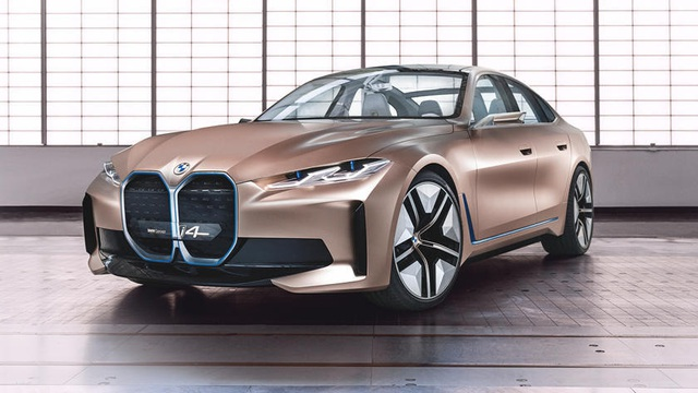 BMW xác nhận ra mắt i4 M năm sau, đe dọa vị thế của xe M động cơ xăng truyền thống