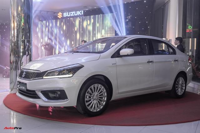 Khám phá Suzuki Ciaz 2020 giá 529 triệu đồng tại Việt Nam: Cơ hội nào trước vua doanh số Toyota Vios - Ảnh 2.