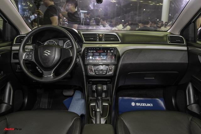 Khám phá Suzuki Ciaz 2020 giá 529 triệu đồng tại Việt Nam: Cơ hội nào trước vua doanh số Toyota Vios - Ảnh 7.
