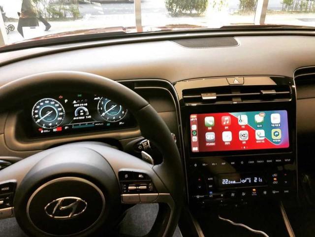 Hyundai Tucson 2021 về đại lý: Tham khảo trước chờ ngày TC Motor lắp ráp tại Việt Nam - Ảnh 8.