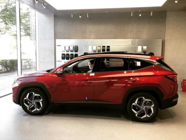 Hyundai Tucson 2021 về đại lý: Tham khảo trước chờ ngày TC Motor lắp ráp tại Việt Nam - Ảnh 3.