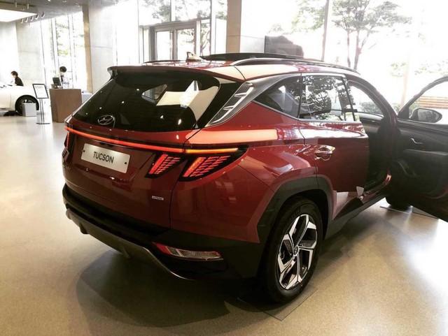 Hyundai Tucson 2021 về đại lý: Tham khảo trước chờ ngày TC Motor lắp ráp tại Việt Nam - Ảnh 5.