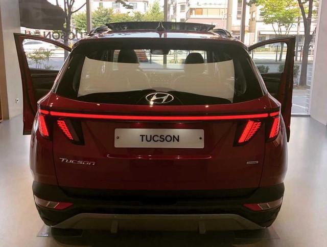 Hyundai Tucson 2021 về đại lý: Tham khảo trước chờ ngày TC Motor lắp ráp tại Việt Nam - Ảnh 6.