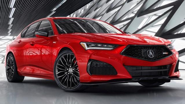 Acura hứa hẹn trở lại mạnh mẽ đấu Lexus, Genesis nhờ dự án này