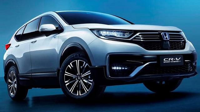 Honda CR-V bất ngờ bổ sung phiên bản mới: Nội thất gây tò mò