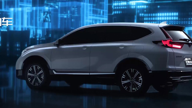 Honda CR-V bất ngờ bổ sung phiên bản mới: Nội thất gây tò mò - Ảnh 3.