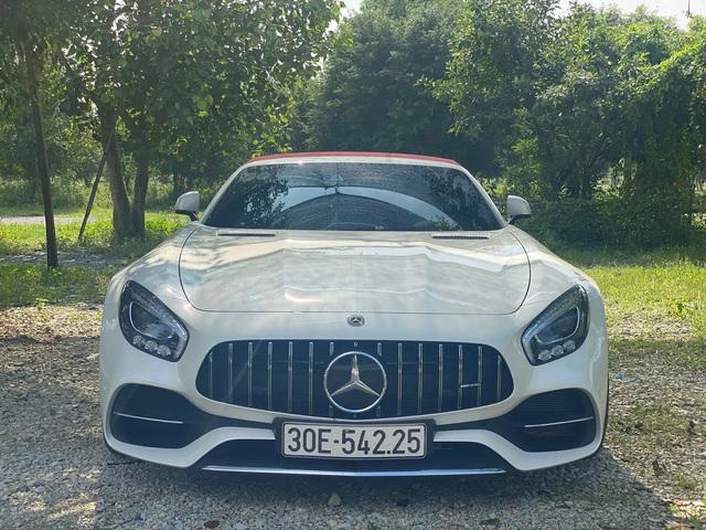 Doanh nhân Hà Nội chia tay hàng hiếm Mercedes-AMG GT Roadster - Ảnh 4.
