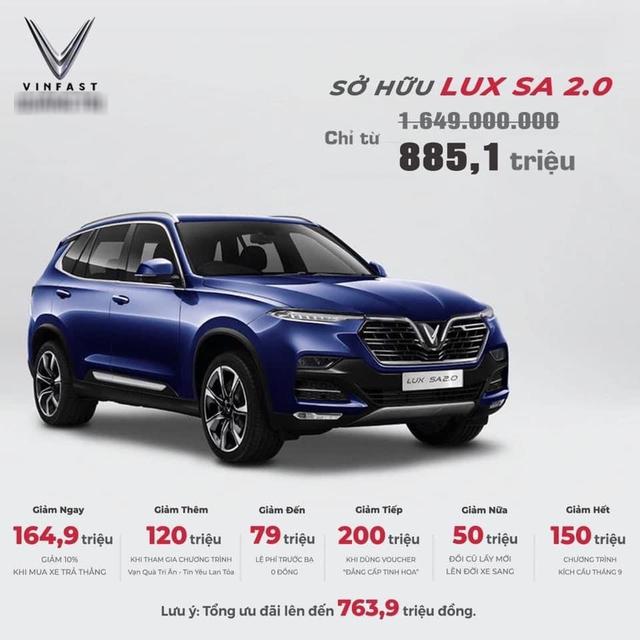 Những điều kiện lý tưởng để mua xe VinFast rẻ như quảng cáo: Khó cho số đông - Ảnh 3.