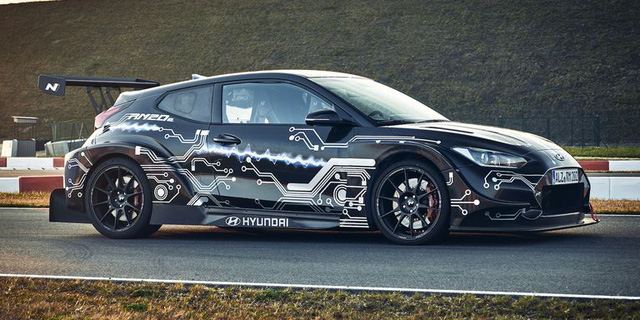 Không chỉ bán xe bình dân, Hyundai đang phát triển siêu xe có công suất lên tới 810 mã lực - Ảnh 1.