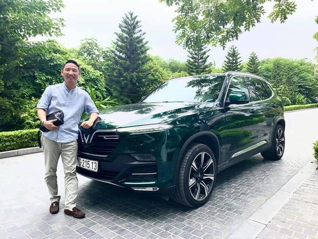 Khám phá VinFast Lux SA2.0 độ như President của ông trùm Rolls-Royce VN: Thêm tính năng kiểu xe sang, lột xác nội, ngoại thất - Ảnh 1.