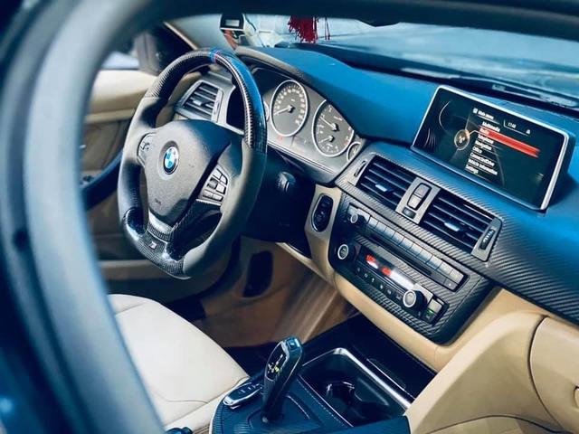 Độ hết 400 triệu, chủ nhân BMW 320i cũ bán xe với giá chỉ 800 triệu đồng - Ảnh 3.
