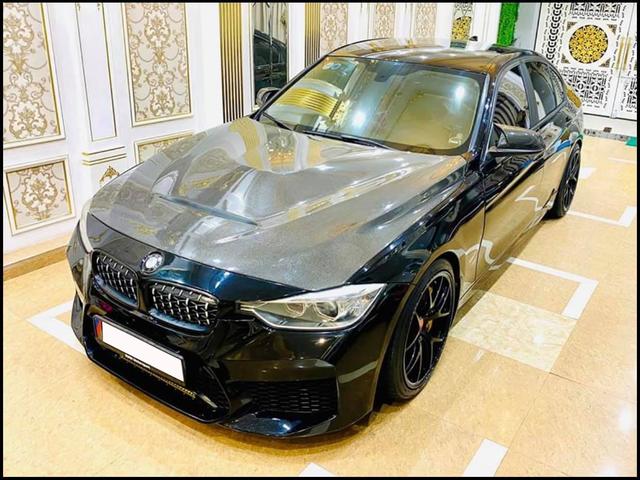 Độ hết 400 triệu, chủ nhân BMW 320i cũ bán xe với giá chỉ 800 triệu đồng - Ảnh 1.
