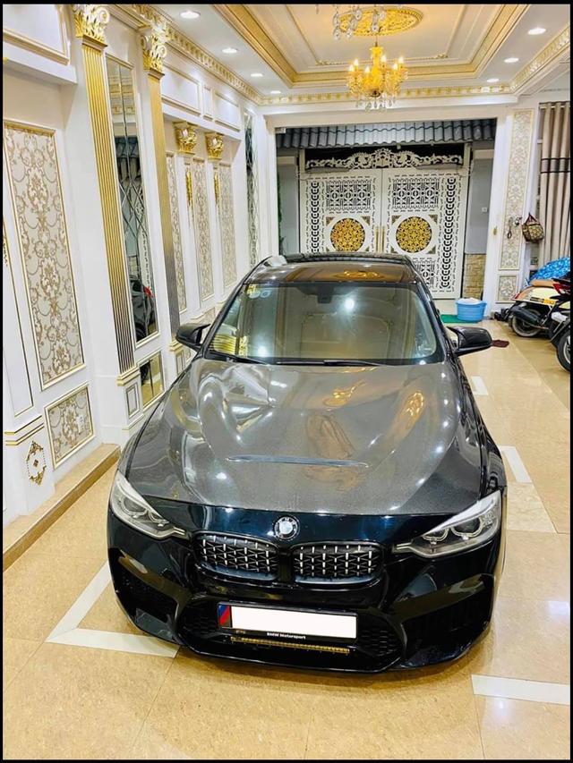 Độ hết 400 triệu, chủ nhân BMW 320i cũ bán xe với giá chỉ 800 triệu đồng - Ảnh 4.