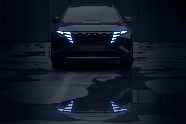 Hyundai Tucson 2021 sẽ có bản 2.5L tăng áp gần 290 mã lực, bỏ xa Honda CR-V - Ảnh 1.
