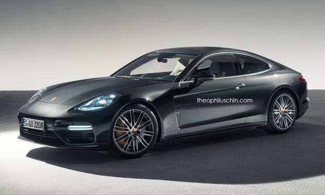 Đại gia Việt có thể tậu Porsche Panamera 2 cửa trong tương lai gần - Ảnh 1.