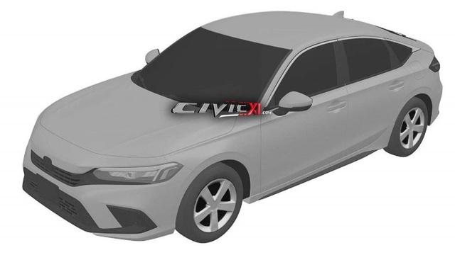 Honda Civic thế hệ mới giống Accord, bỏ đèn hậu hình boomerang