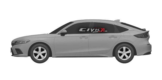 Honda Civic thế hệ mới giống Accord, bỏ đèn hậu hình boomerang - Ảnh 2.