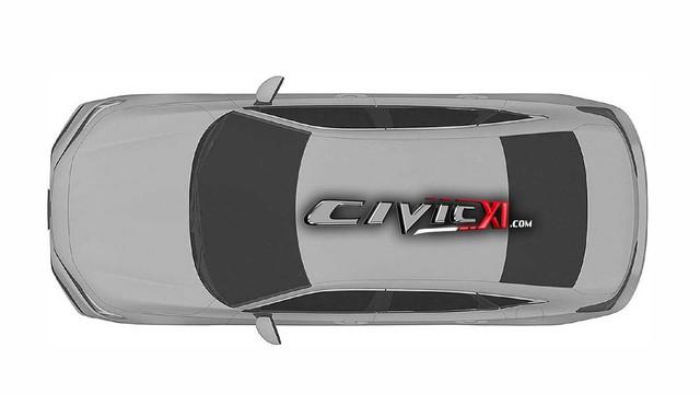 Honda Civic thế hệ mới giống Accord, bỏ đèn hậu hình boomerang - Ảnh 6.