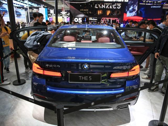BMW 5-Series kéo dài hơn cả 7-Series, dân mạng nghĩ ngay tới việc mua về đổi logo để sống ảo - Ảnh 2.
