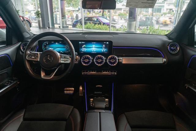 Chi tiết Mercedes-Benz GLB giá 2 tỷ đồng vừa về đại lý: Xe sang thực dụng ngang tầm tiền Ford Explorer và Volkswagen Tiguan Allspace - Ảnh 9.