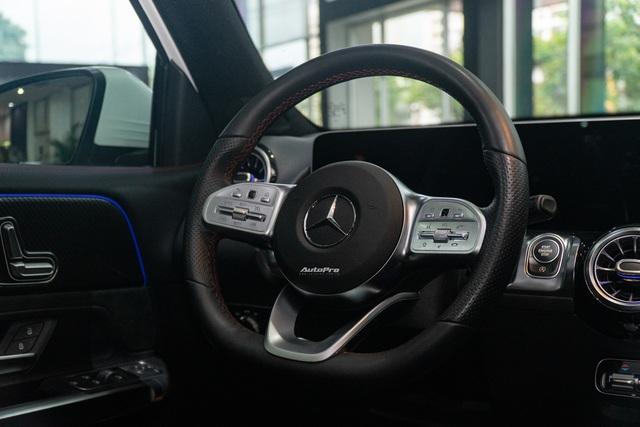 Chi tiết Mercedes-Benz GLB giá 2 tỷ đồng vừa về đại lý: Xe sang thực dụng ngang tầm tiền Ford Explorer và Volkswagen Tiguan Allspace - Ảnh 10.