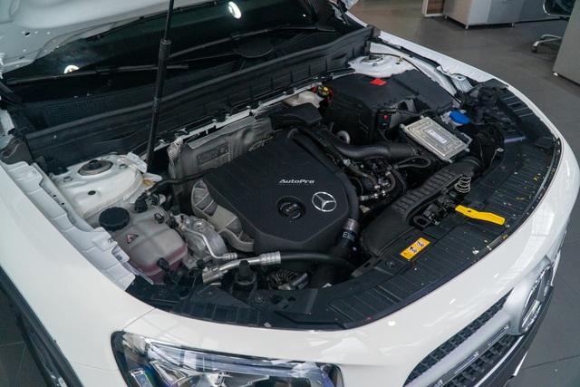 Chi tiết Mercedes-Benz GLB giá 2 tỷ đồng vừa về đại lý: Xe sang thực dụng ngang tầm tiền Ford Explorer và Volkswagen Tiguan Allspace - Ảnh 8.