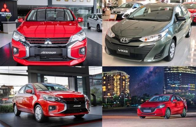 Loạt ô tô hạng B ồ ạt giảm giá, cơ hội mua xe ngon với giá siêu mềm của khách Việt - Ảnh 1.