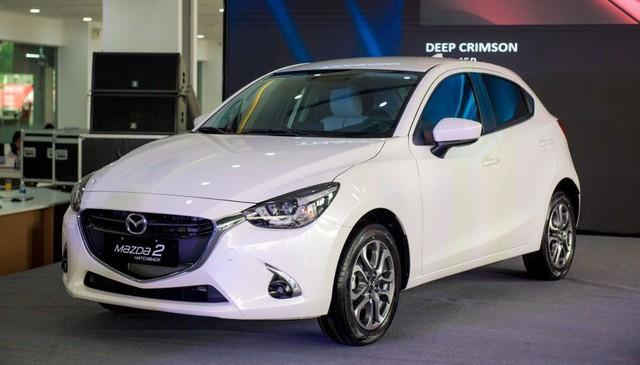 Loạt ô tô hạng B ồ ạt giảm giá, cơ hội mua xe ngon với giá siêu mềm của khách Việt - Ảnh 5.