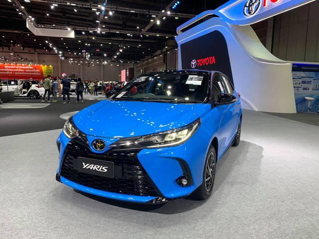 Đại lý bất ngờ nhận đặt cọc Toyota Yaris 2021: Đầu xe giống Camry, dự kiến tháng 10 về Việt Nam - Ảnh 1.