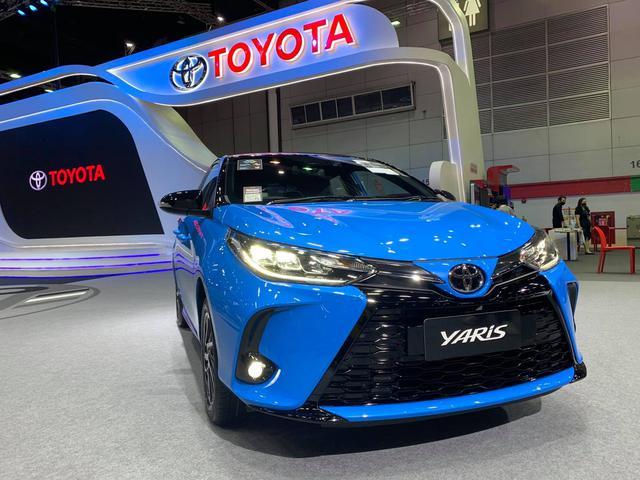 Đại lý bất ngờ nhận đặt cọc Toyota Yaris 2021: Đầu xe giống Camry, dự kiến tháng 10 về Việt Nam - Ảnh 2.