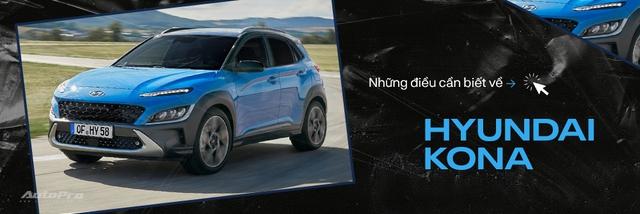 Ra mắt Hyundai Kona 2021: Thiết kế điệu đà, thêm nhiều trang bị ao ước, chờ ngày về Việt Nam đáp trả Kia Seltos - Ảnh 8.