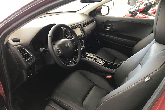 Honda HR-V 2020 nhận cọc tại đại lý: Thêm trang bị mới, giảm giá gần trăm triệu, đe doạ Kia Seltos - Ảnh 4.