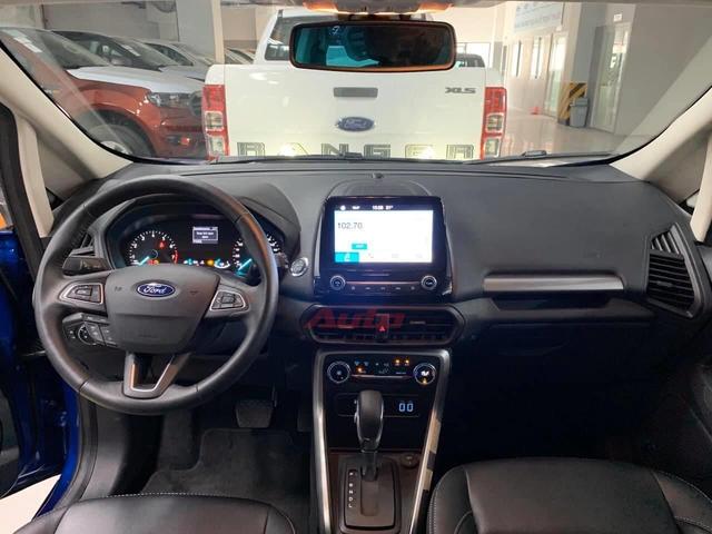 Lộ thông số 3 bản Ford EcoSport 2020 sắp ra mắt Việt Nam: Bỏ cửa sổ trời, thêm nhiều tính năng đấu Hyundai Kona - Ảnh 2.
