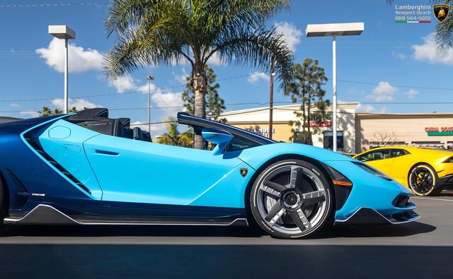 Đại gia Hà Nội đặt mua Lamborghini Centenario Roadster cực độc về nước? - Ảnh 3.