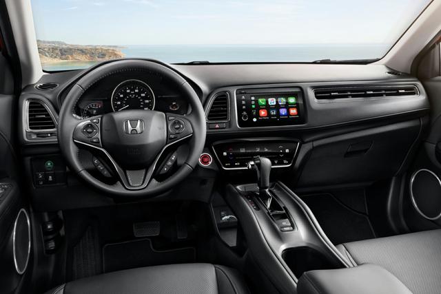 Honda HR-V 2020 nhận cọc tại đại lý: Thêm trang bị mới, giảm giá gần trăm triệu, đe doạ Kia Seltos - Ảnh 2.