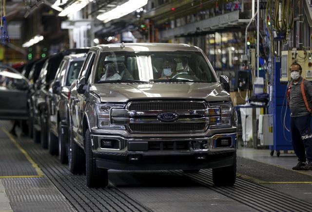 Chuyên gia đưa ra những con số giật mình về thị trường ô tô Mỹ mùa dịch - Ảnh 2.