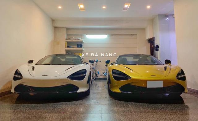 McLaren 720S Spider đầu tiên Việt Nam cập bến Đà Nẵng, nằm chung garage với một chiếc đặc biệt không kém - Ảnh 6.