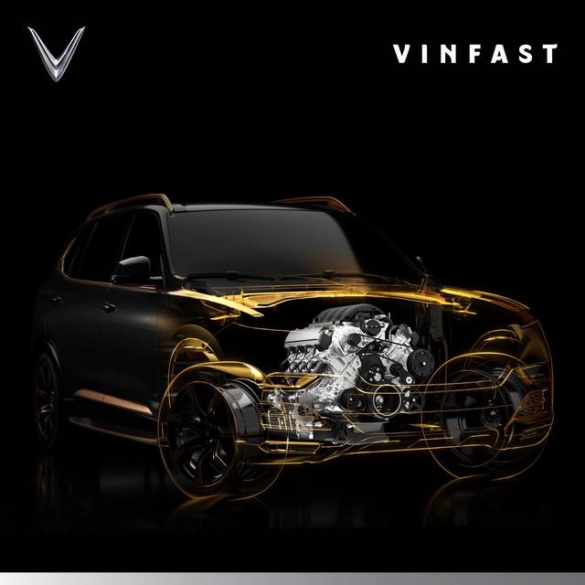 VinFast President liên tục 'nhá hàng' trước giờ G: Kích thước lớn, động cơ khủng, nội thất khác hẳn Lux SA2.0 - Ảnh 6.