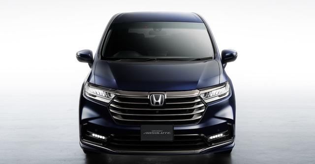 Honda Odyssey mới lộ diện: Khoe cách mở cửa như phim viễn tưởng, có chi tiết như City - Ảnh 3.