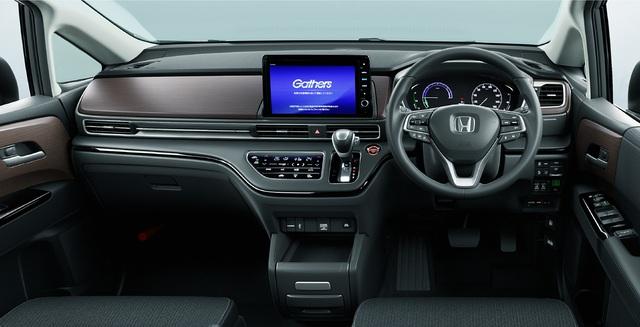 Honda Odyssey mới lộ diện: Khoe cách mở cửa như phim viễn tưởng, có chi tiết như City - Ảnh 4.