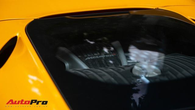 McLaren 650S Spider với gói độ Liberty Walk tái xuất Hà Thành, chủ nhân lược bớt 1 chi tiết nhỏ - Ảnh 7.