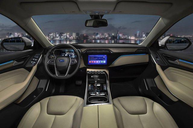 Ford Territory nhận cọc tại đại lý: Giá tạm tính dưới 700 triệu, thách thức Honda CR-V - Ảnh 7.